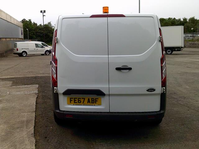 2017 Ford Transit Custom 290 L1 DIESEL FWD 2.0 TDCI 105PS LOW ROOF DOUBLE CAB VAN EURO 6 (FE67ABF) Image 10