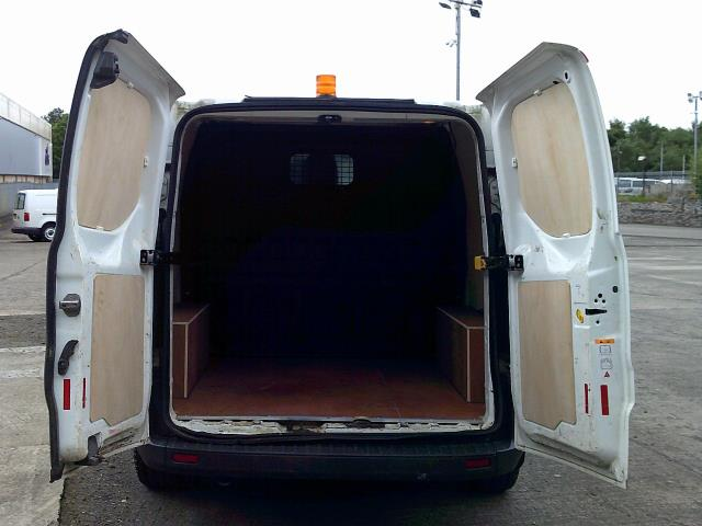 2017 Ford Transit Custom 290 L1 DIESEL FWD 2.0 TDCI 105PS LOW ROOF DOUBLE CAB VAN EURO 6 (FE67ABF) Image 17