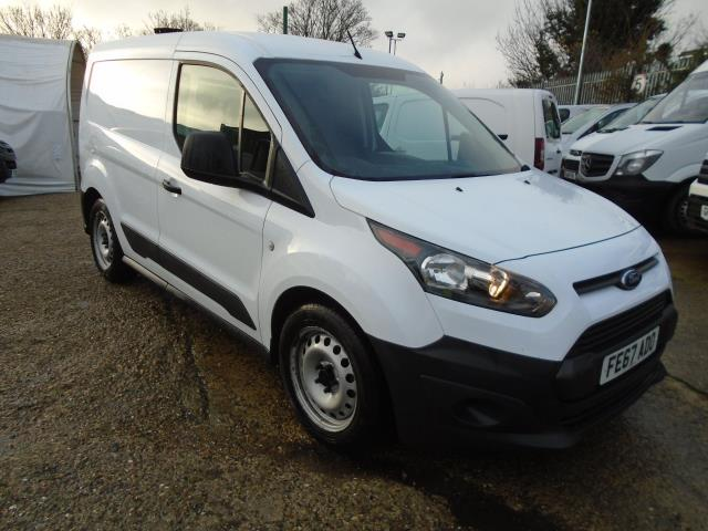 2017 Ford Transit Connect 1.5 Tdci 75Ps Van *EURO 6* (FE67ADO)