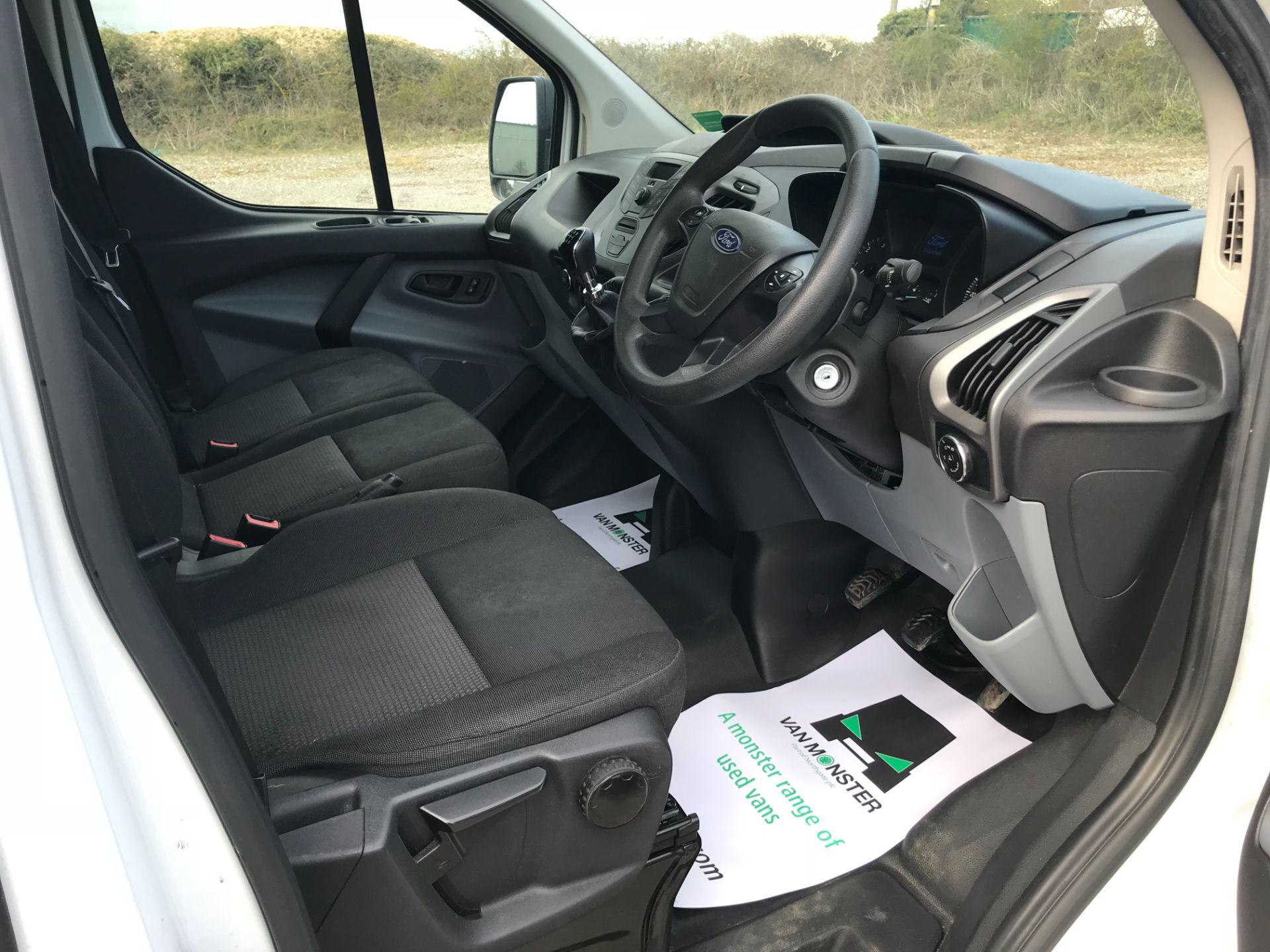 2017 Ford Transit Custom 2.0 Tdci 105Ps Low Roof Van Euro 6 (FE67AEL) Image 23