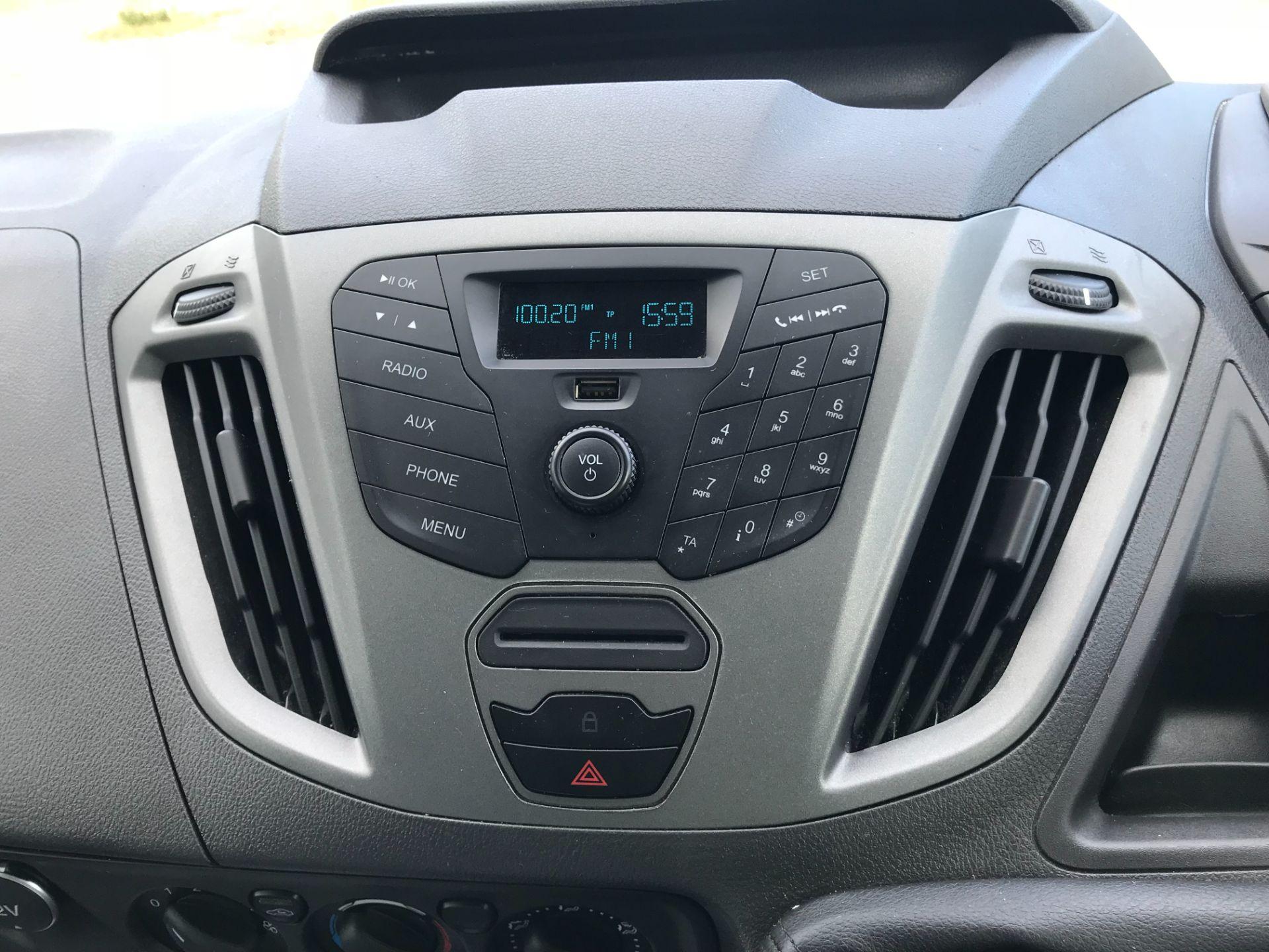 2017 Ford Transit Custom 2.0 Tdci 105Ps Low Roof Van Euro 6 (FE67AEL) Image 27