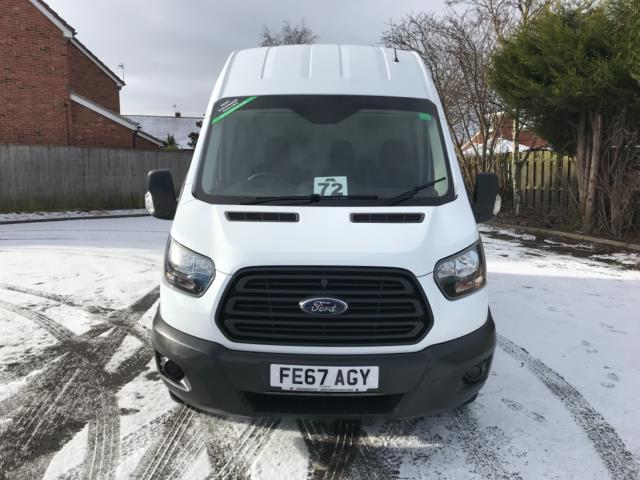 2017 Ford Transit 350  L3 H3 VAN 130PS EURO 6 (FE67AGY) Image 2