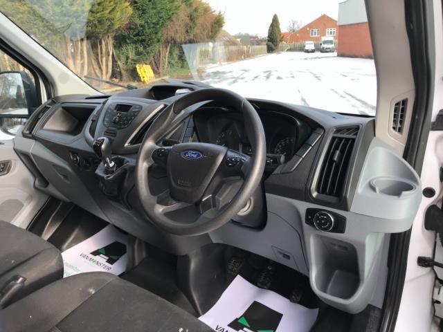 2017 Ford Transit 350  L3 H3 VAN 130PS EURO 6 (FE67AGY) Image 11
