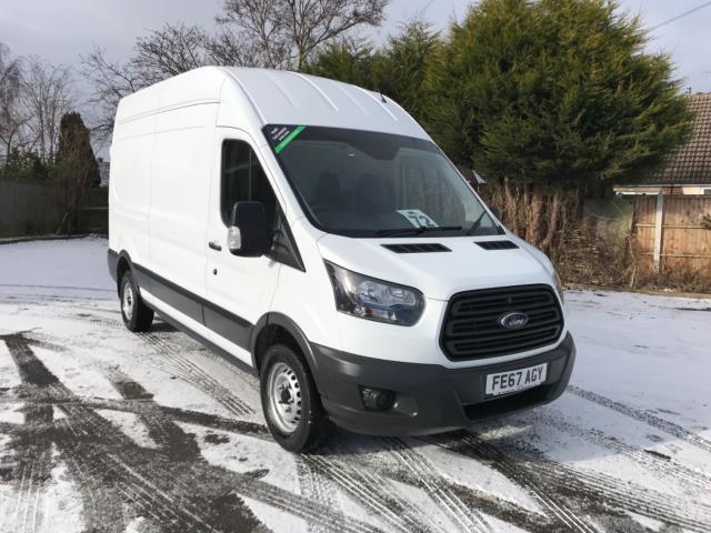 2017 Ford Transit 350  L3 H3 VAN 130PS EURO 6 (FE67AGY) Image 1