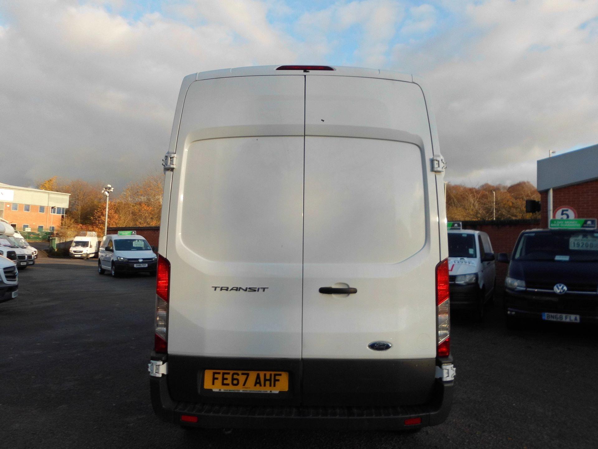 2017 Ford Transit L3 H3 VAN 130PS EURO 6 (FE67AHF) Image 10