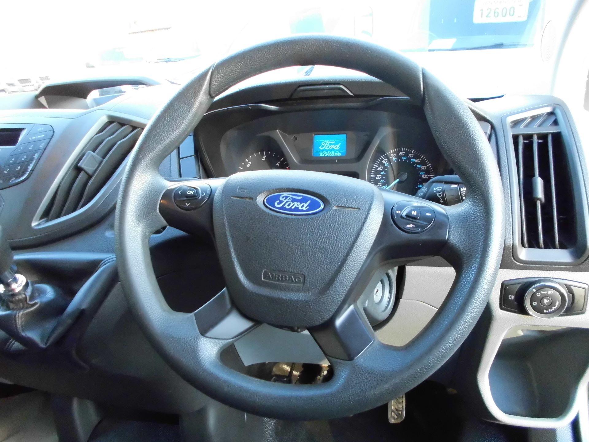2017 Ford Transit L3 H3 VAN 130PS EURO 6 (FE67AHF) Image 9