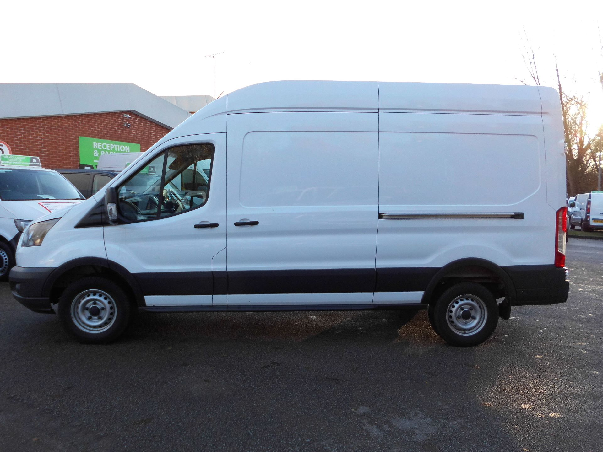 2017 Ford Transit L3 H3 VAN 130PS EURO 6 (FE67AHF) Image 13