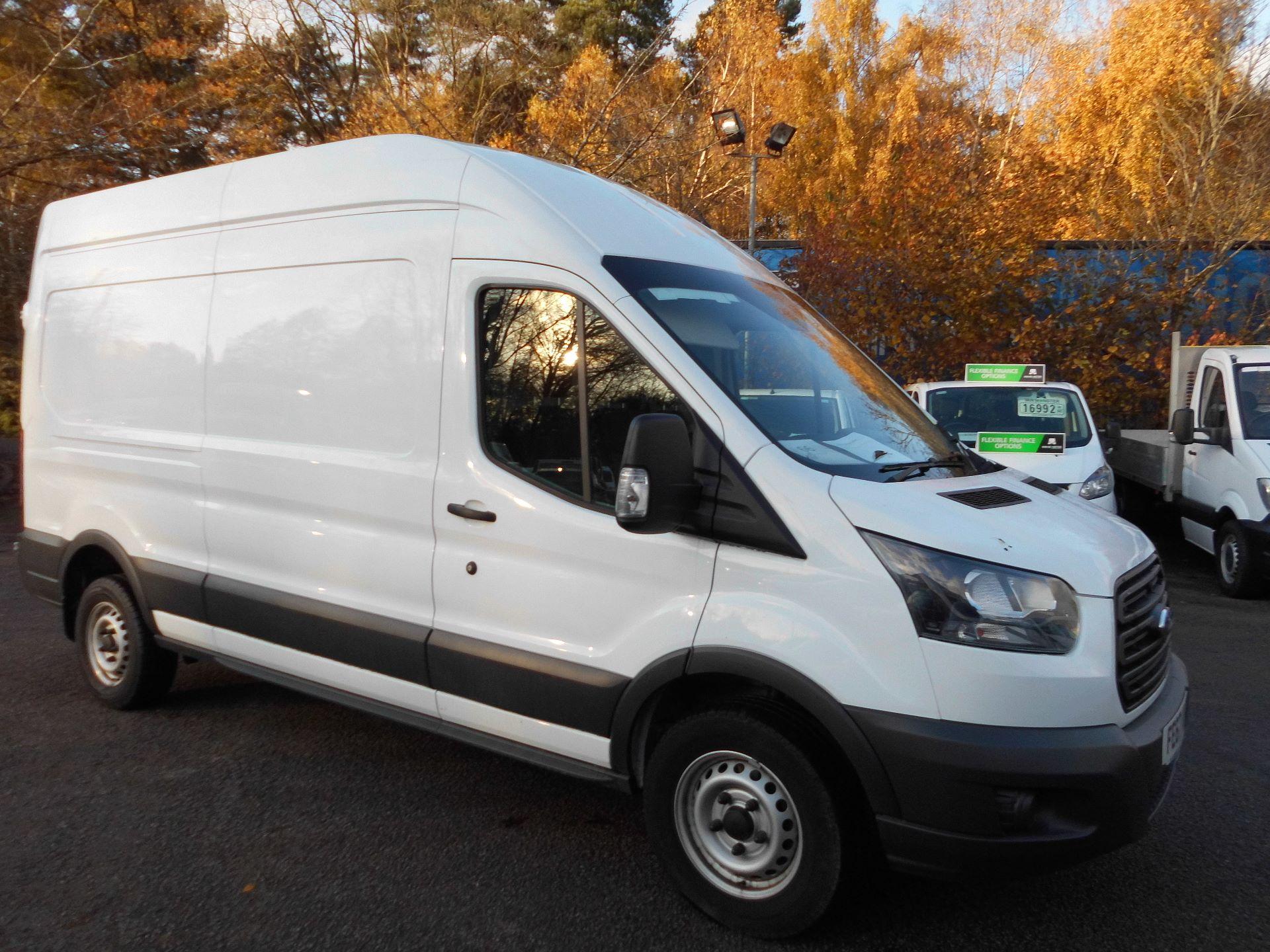 2017 Ford Transit L3 H3 VAN 130PS EURO 6 (FE67AHF) Image 1