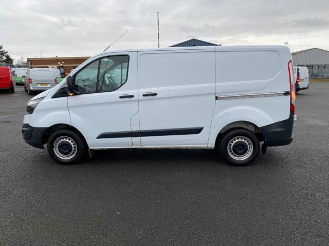 2017 Ford Transit Custom 2.0 Tdci 105Ps Low Roof Van (FE67AHK) Image 4