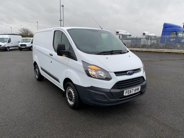 2017 Ford Transit Custom 2.0 Tdci 105Ps Low Roof Van (FE67AHK) Thumbnail 1