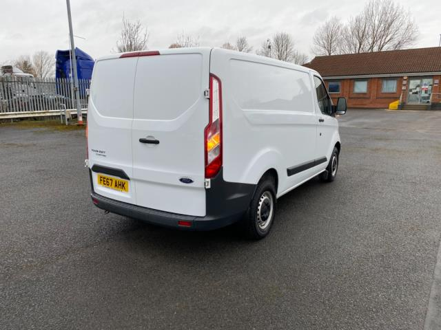 2017 Ford Transit Custom 2.0 Tdci 105Ps Low Roof Van (FE67AHK) Thumbnail 7