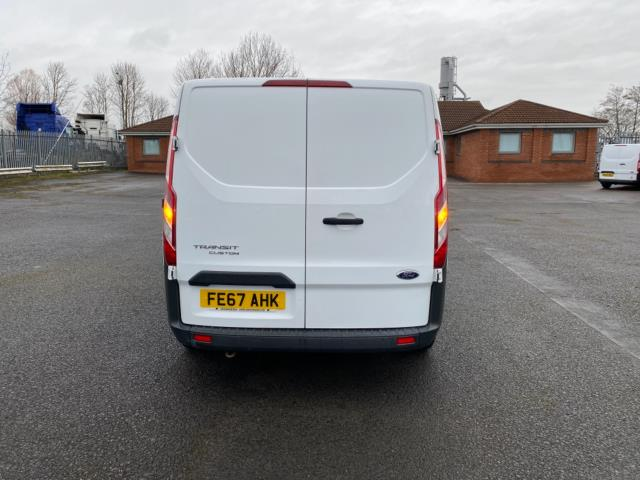2017 Ford Transit Custom 2.0 Tdci 105Ps Low Roof Van (FE67AHK) Thumbnail 6