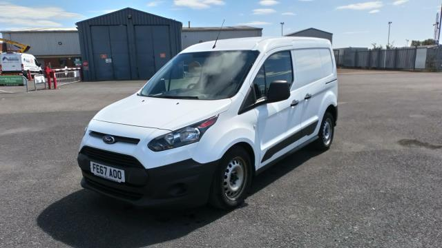 2017 Ford Transit Connect 1.5 Tdci 75Ps Van (FE67AOO) Image 3