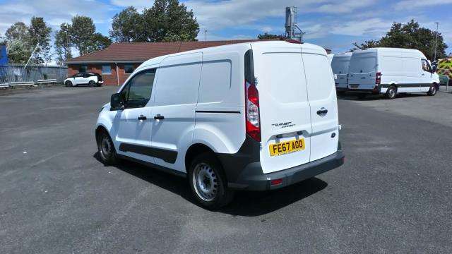 2017 Ford Transit Connect 1.5 Tdci 75Ps Van (FE67AOO) Image 5