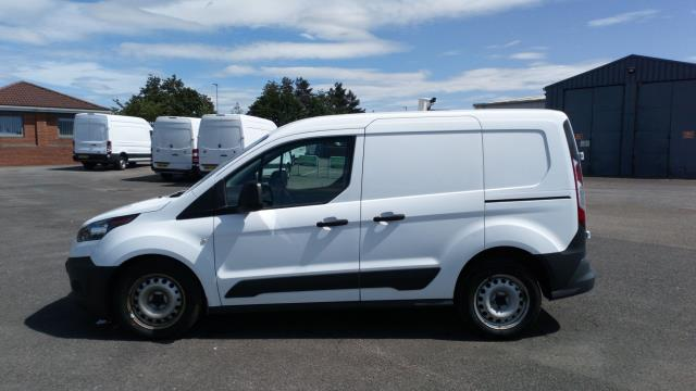 2017 Ford Transit Connect 1.5 Tdci 75Ps Van (FE67AOO) Image 4
