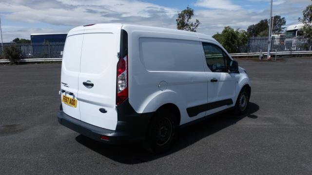 2017 Ford Transit Connect 1.5 Tdci 75Ps Van (FE67AOO) Image 7