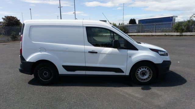 2017 Ford Transit Connect 1.5 Tdci 75Ps Van (FE67AOO) Image 8