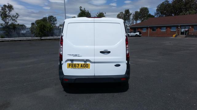 2017 Ford Transit Connect 1.5 Tdci 75Ps Van (FE67AOO) Image 6