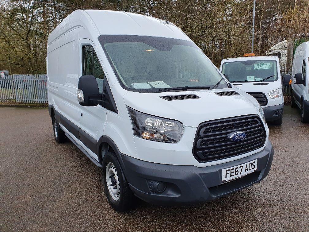 2017 Ford Transit L3 H3 VAN 130PS EURO 6 (FE67AOS)