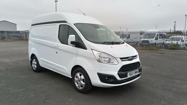 2017 Ford Transit Custom 2.0 Tdci 130Ps High Roof Limited Van (FE67BHW)