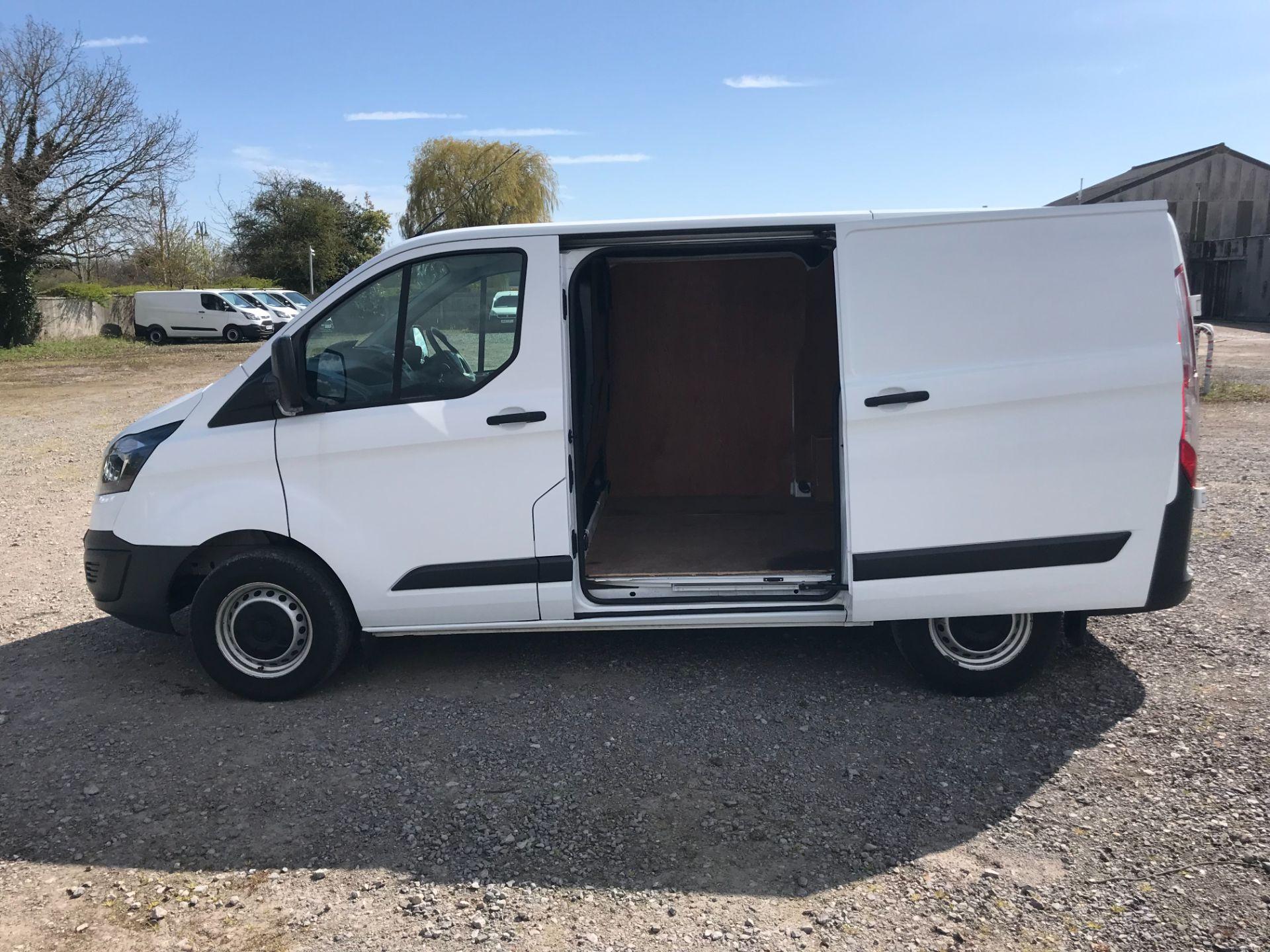 2017 Ford Transit Custom 2.0 Tdci 105Ps Low Roof Van Euro 6 (FE67BJK) Image 8