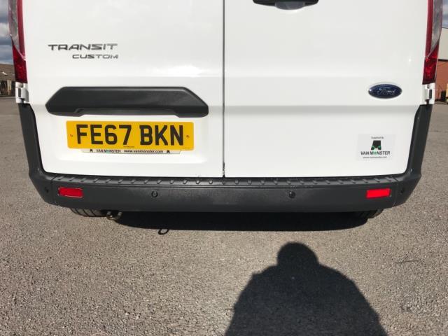 2017 Ford Transit Custom 2.0 Tdci 105Ps Low Roof Van Euro 6 (FE67BKN) Image 39