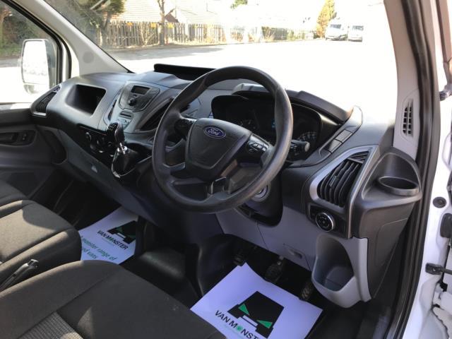 2017 Ford Transit Custom 2.0 Tdci 105Ps Low Roof Van Euro 6 (FE67BKN) Image 11