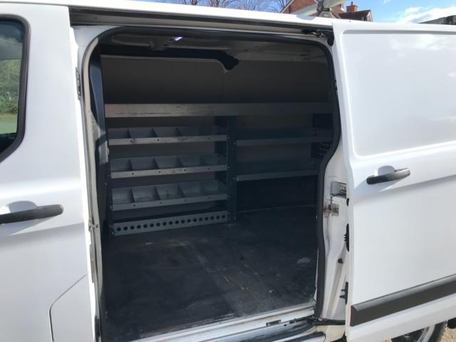 2017 Ford Transit Custom 2.0 Tdci 105Ps Low Roof Van Euro 6 (FE67BKN) Image 30