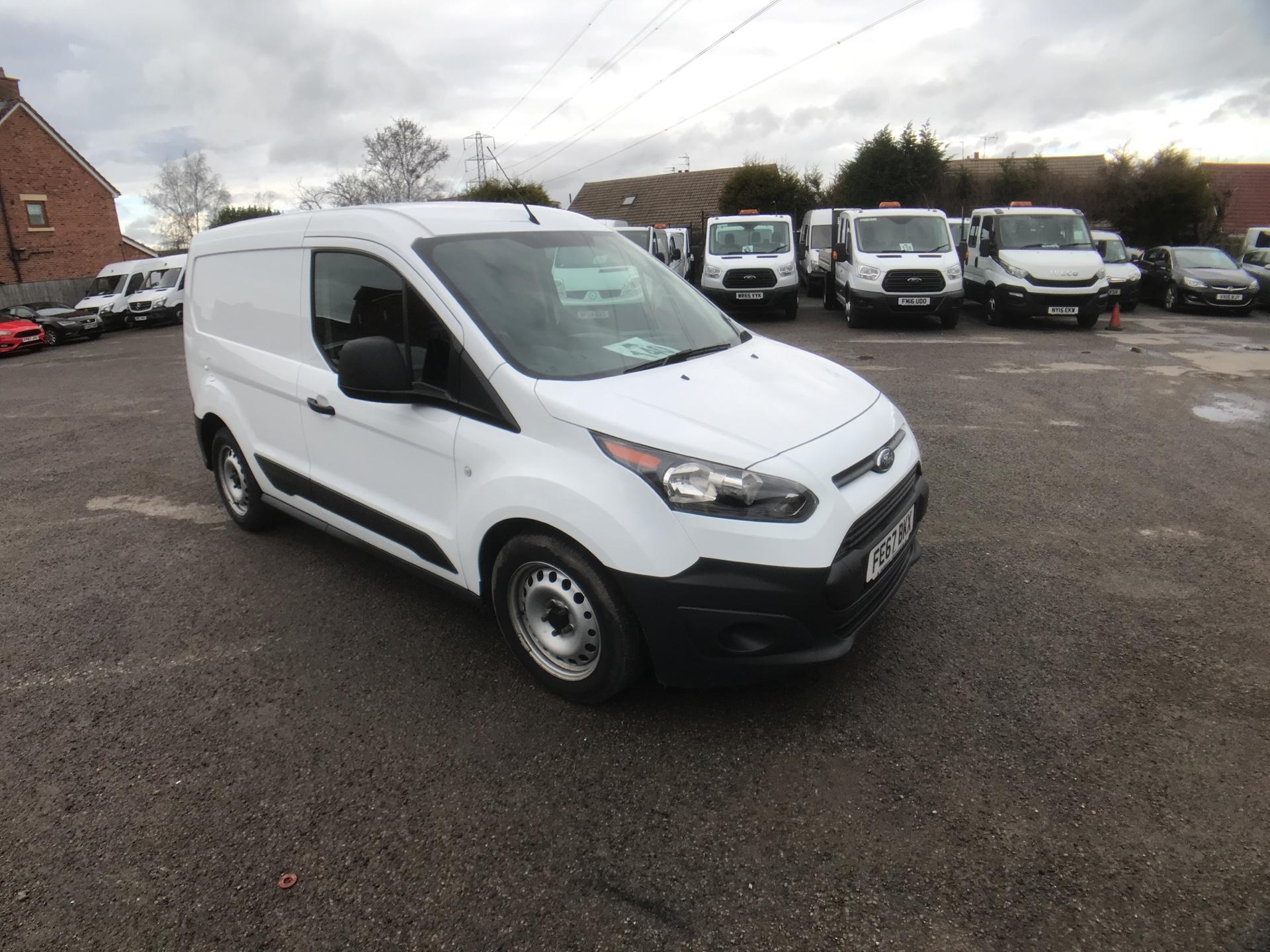 2017 Ford Transit Connect  200 L1 Diesel 1.5 TDCi 75PS Van EURO 6 (FE67BKX)