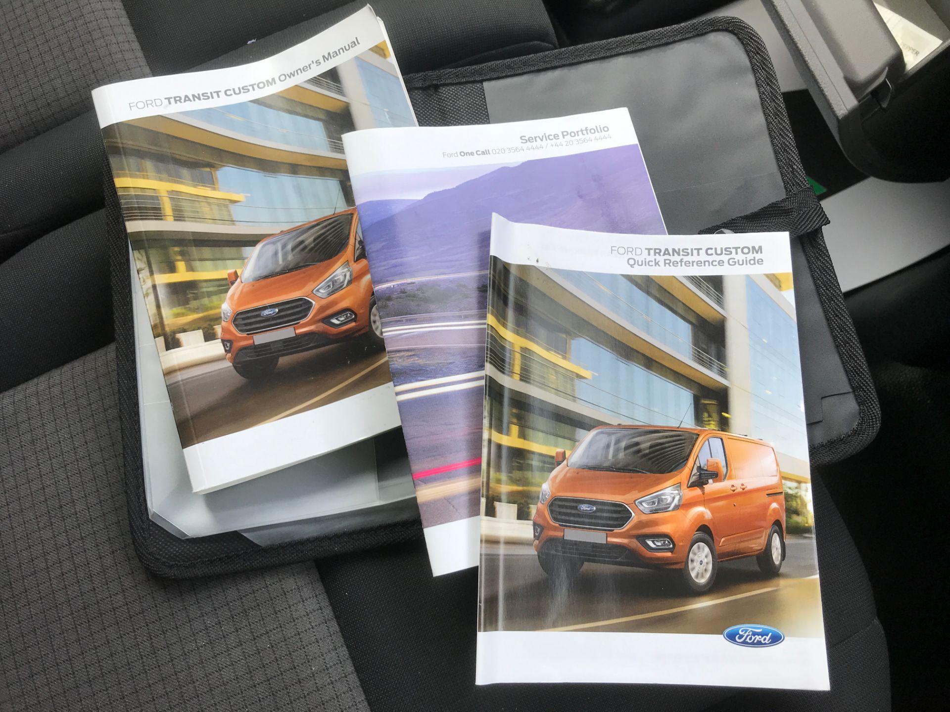 2018 Ford Transit Custom  300 L1 H1 2.0TDI 105PS EURO 6 (FE68ZNT) Image 33