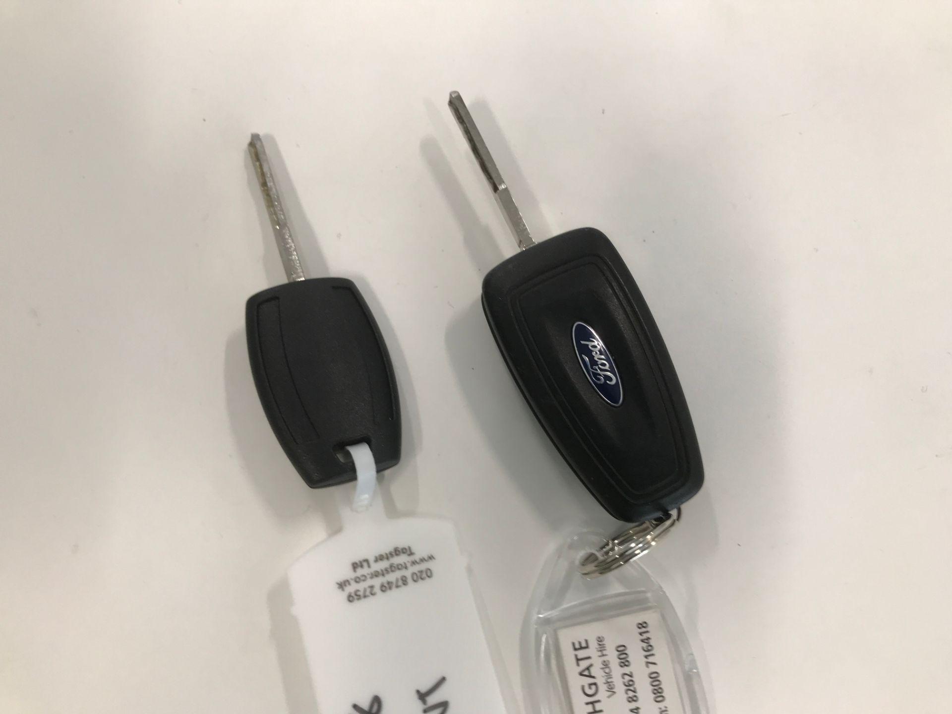 2018 Ford Transit Custom  300 L1 H1 2.0TDI 105PS EURO 6 (FE68ZNT) Image 34