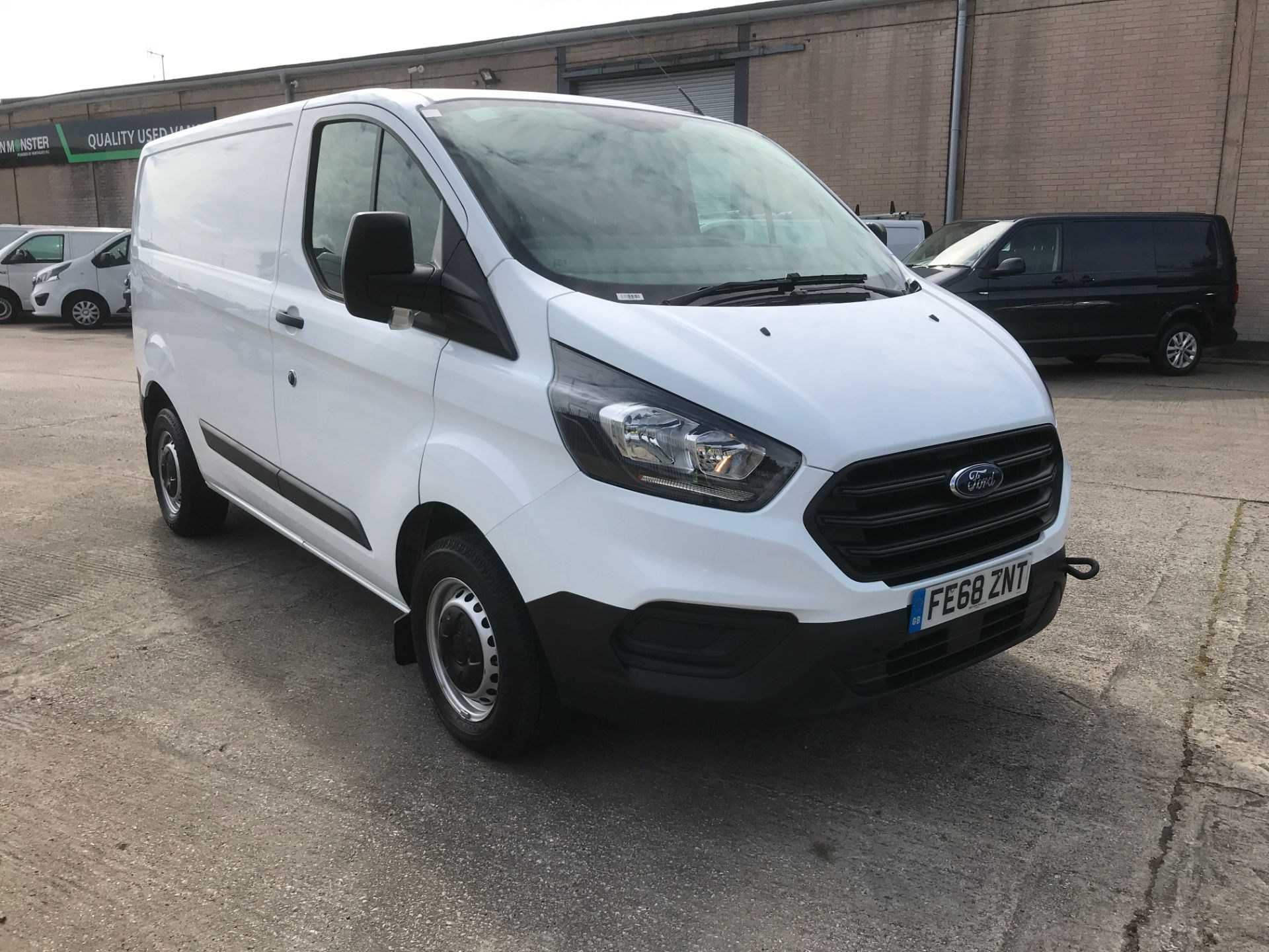 2018 Ford Transit Custom  300 L1 H1 2.0TDI 105PS EURO 6 (FE68ZNT)