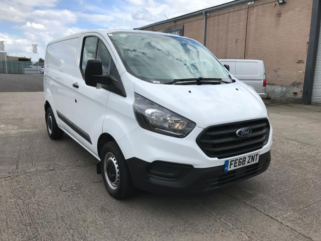 2018 Ford Transit Custom  300 L1 H1 2.0TDI 105PS EURO 6 (FE68ZNT) Image 1
