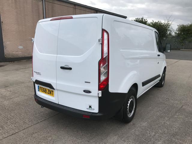 2018 Ford Transit Custom  300 L1 H1 2.0TDI 105PS EURO 6 (FE68ZNT) Image 8