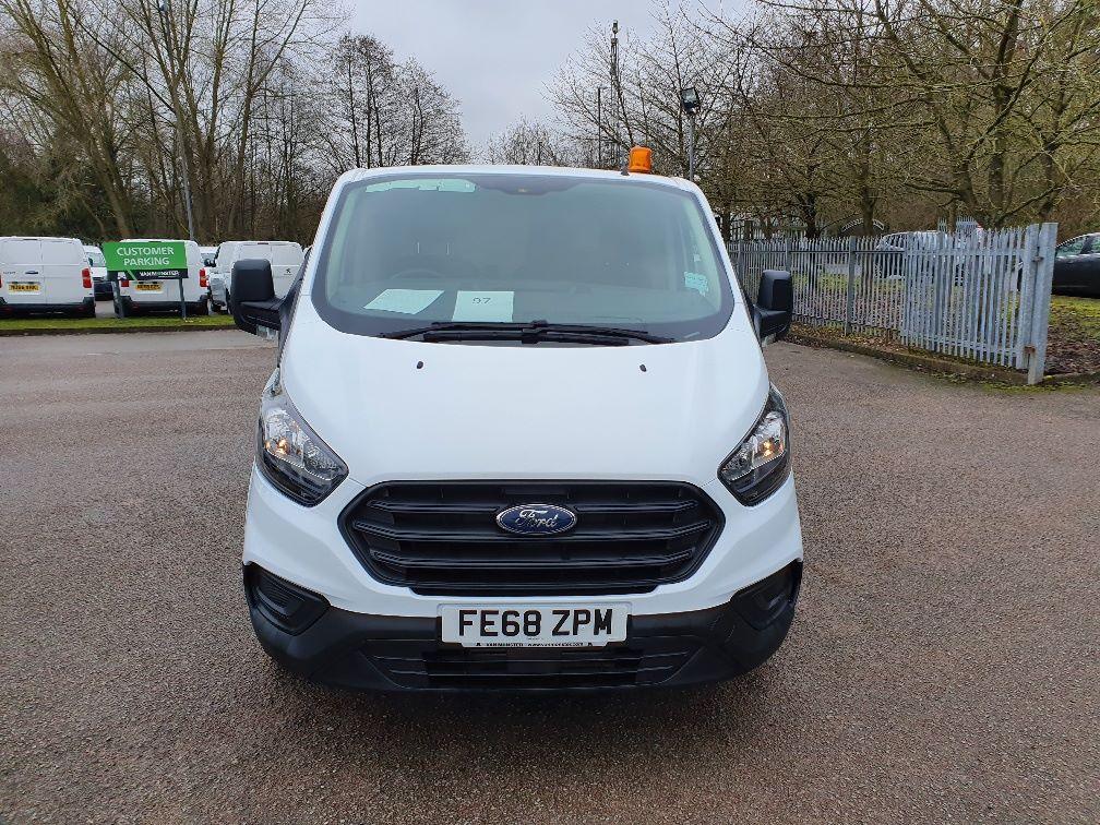 2018 Ford Transit Custom 300 BASE 105BHP 2.0 EURO 6 (FE68ZPM) Image 2