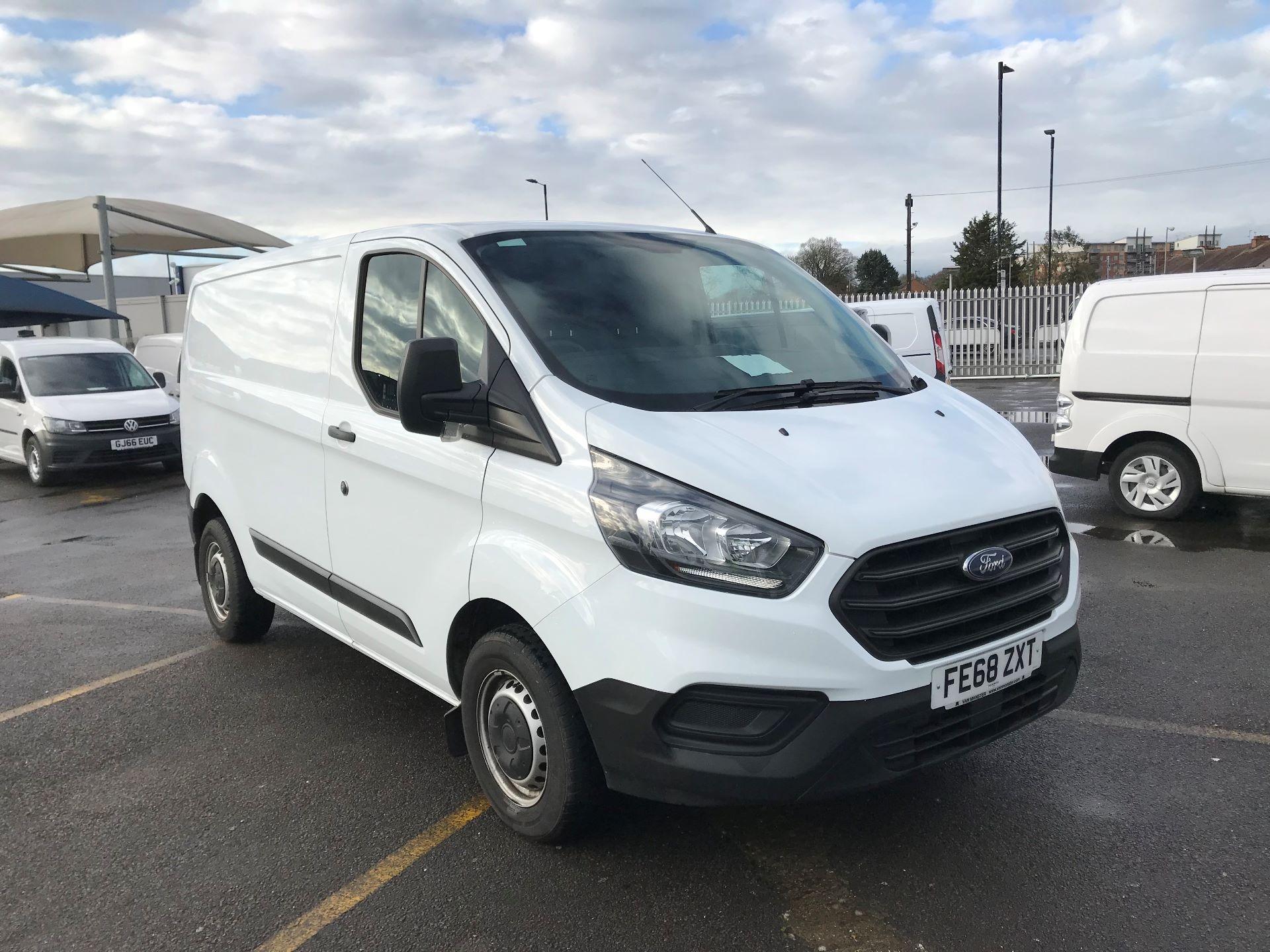 2018 Ford Transit Custom  300 L2 L/R TDCI 105PS EURO 6 (FE68ZXT)