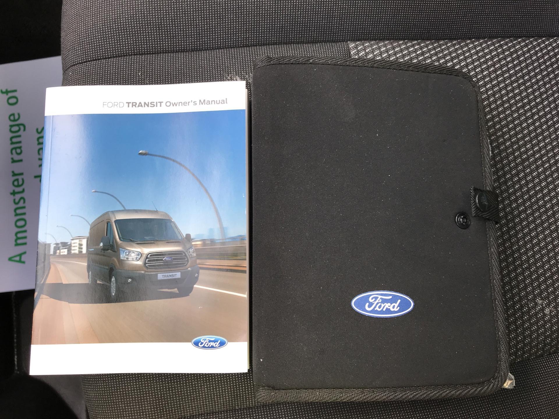 2016 Ford Transit 350 L2 SINGLE CAB TIPPER 125PS EURO 5 (FG16LKL) Image 19