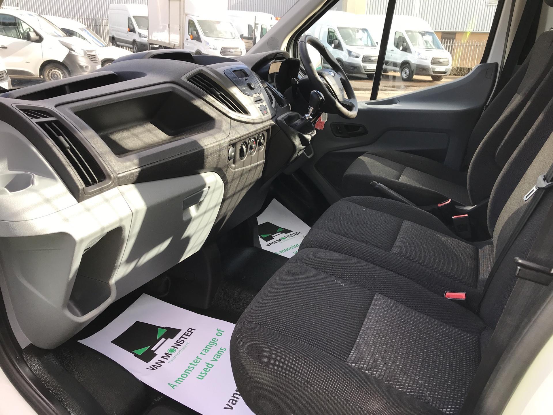 2016 Ford Transit 350 L2 SINGLE CAB TIPPER 125PS EURO 5 (FG16LKL) Image 14