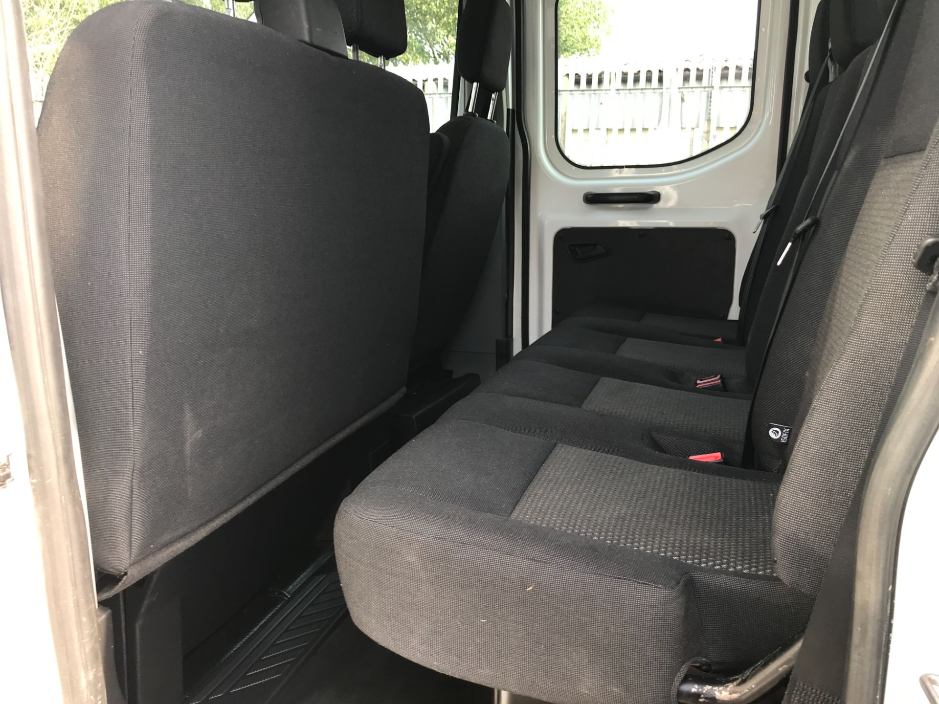2016 Ford Transit T350 DOUBLE CAB TIPPER 125PS EURO 5 (FG16LKU) Image 7