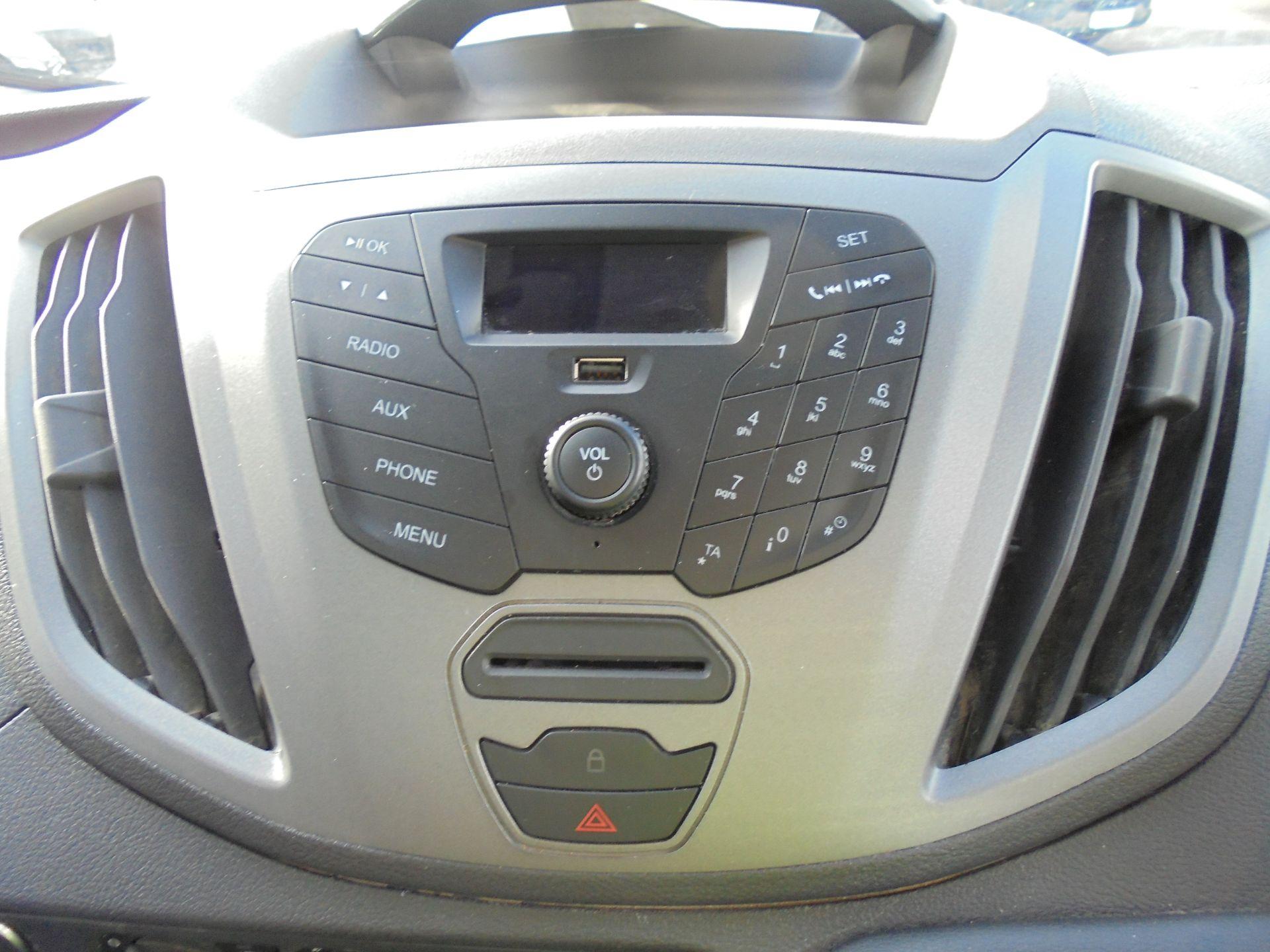 2016 Ford Transit 2.2 Tdci 125Ps L4 DROPSIDE /TAIL LIFT (FG16LME) Image 18