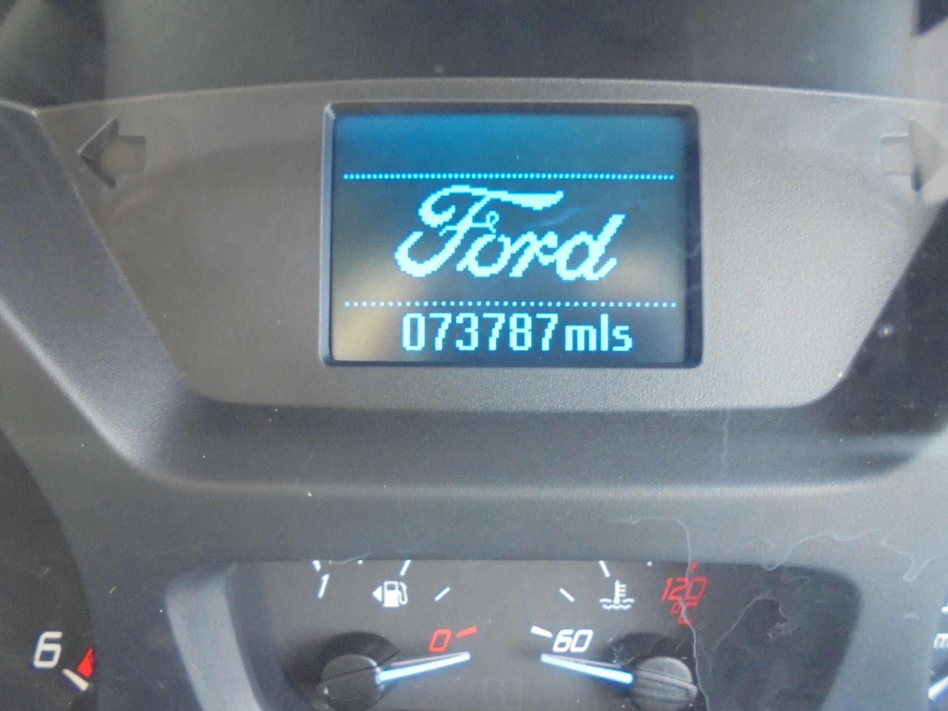 2016 Ford Transit 2.2 Tdci 125Ps L4 DROPSIDE /TAIL LIFT (FG16LME) Image 13