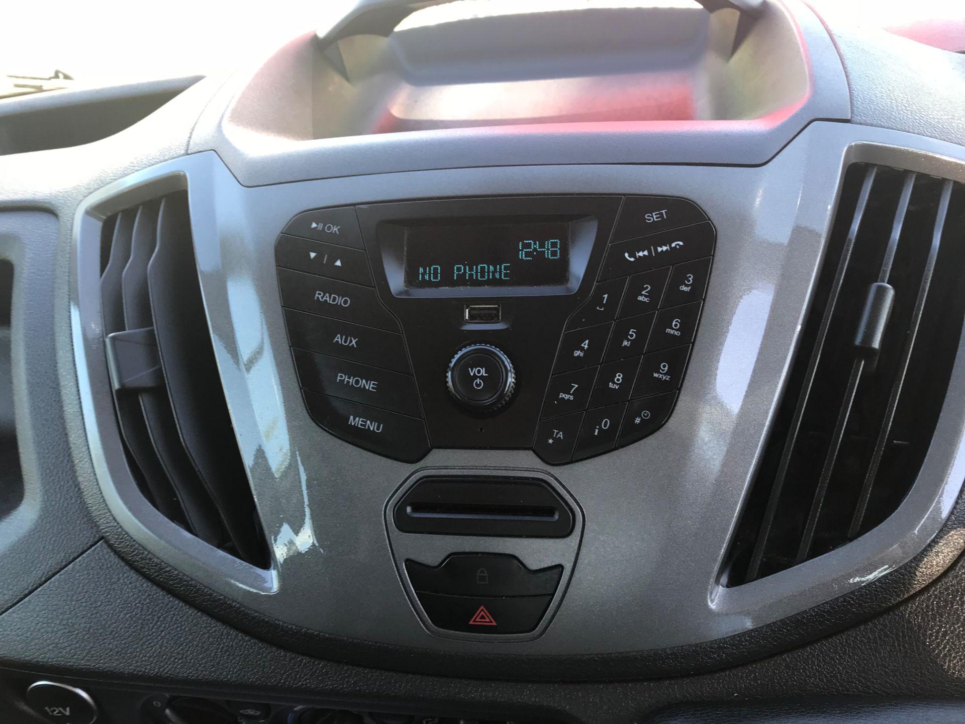 2016 Ford Transit 350 L3 TDCI 125PS D/CAB EURO 5 (FG16LNE) Image 13