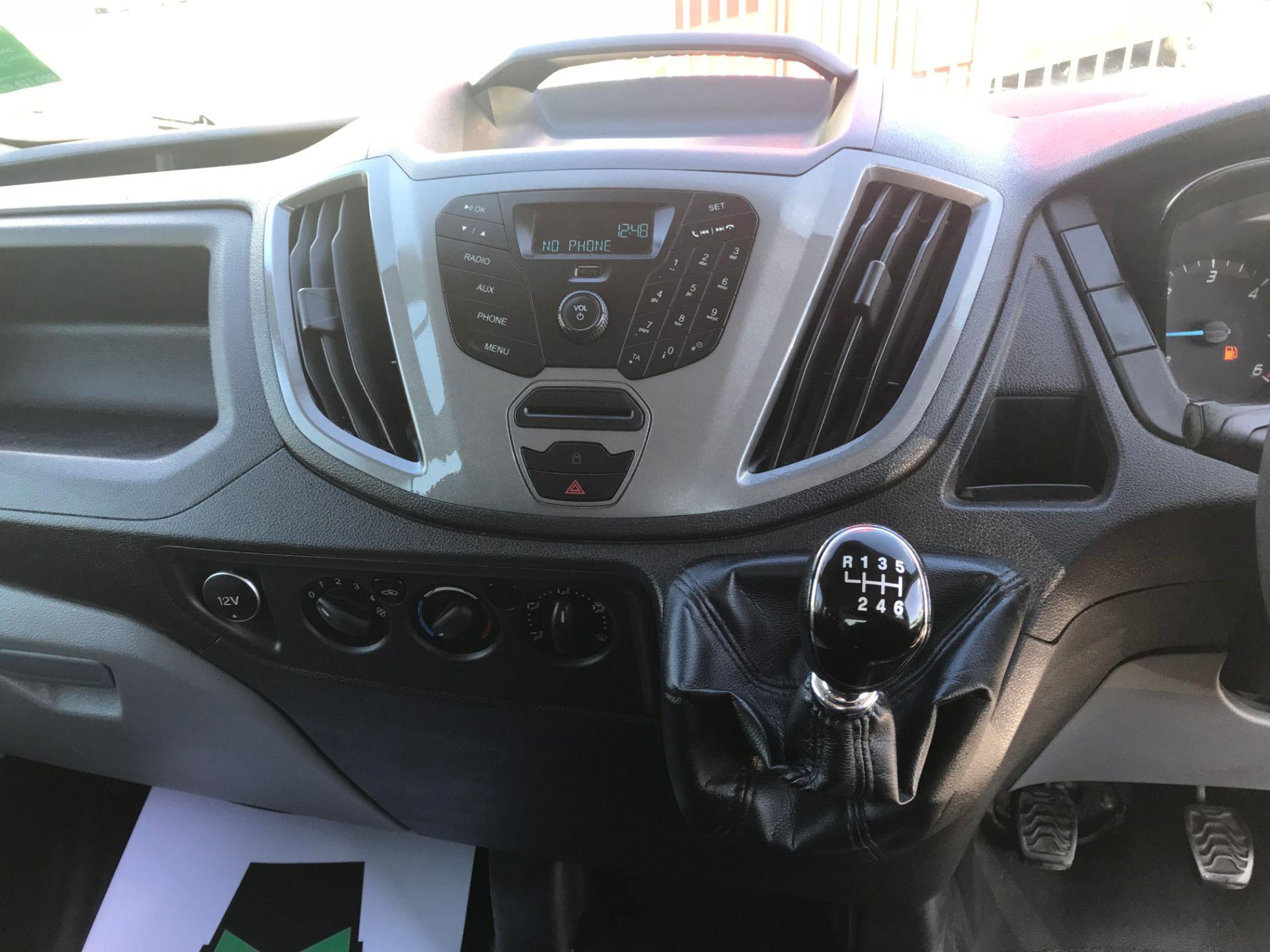 2016 Ford Transit 350 L3 TDCI 125PS D/CAB EURO 5 (FG16LNE) Image 12