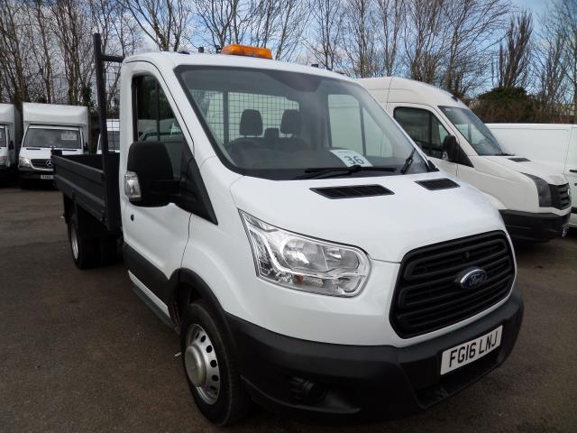 2016 Ford Transit T350 L2 SINGLE CAB Tipper 2.2 125Ps  EURO 5 (FG16LNJ)