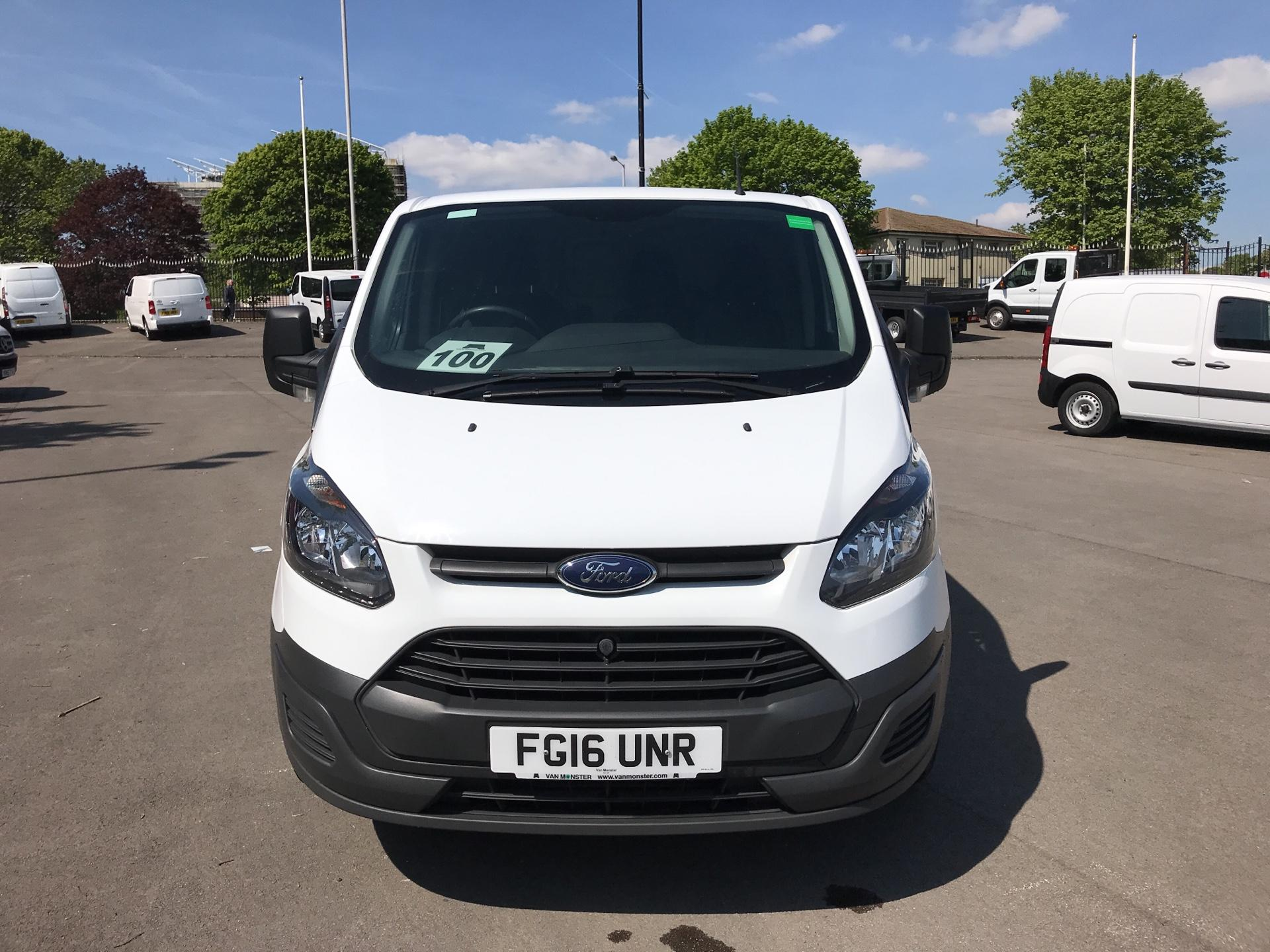 2016 Ford Transit Custom 2.2 Tdci 100Ps Low Roof Van (FG16UNR) Image 8