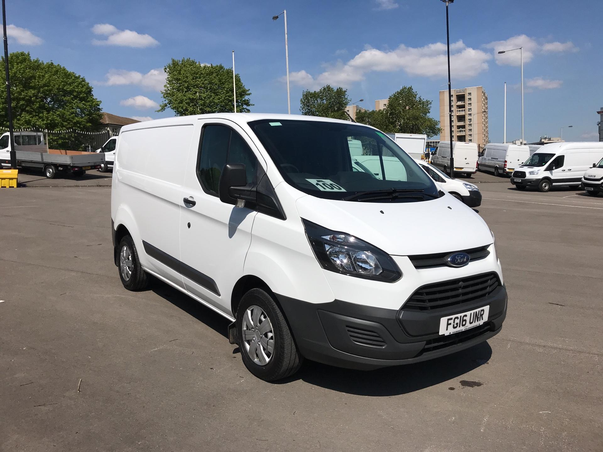 Genialny 2016 Ford Transit Custom 2.2 Tdci 100Ps Low Roof Van (FG16UNR AU59