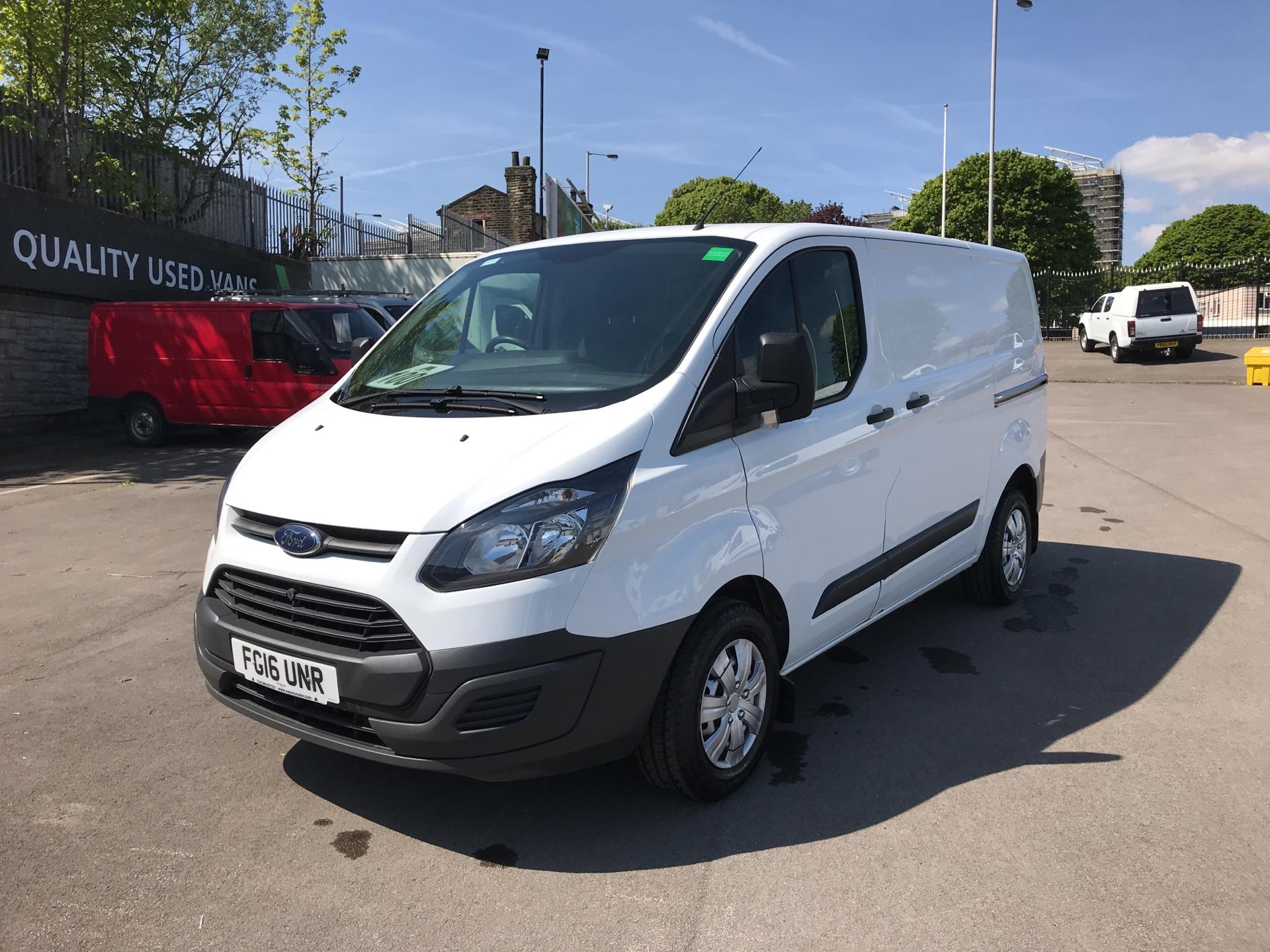 2016 Ford Transit Custom 2.2 Tdci 100Ps Low Roof Van (FG16UNR) Image 7