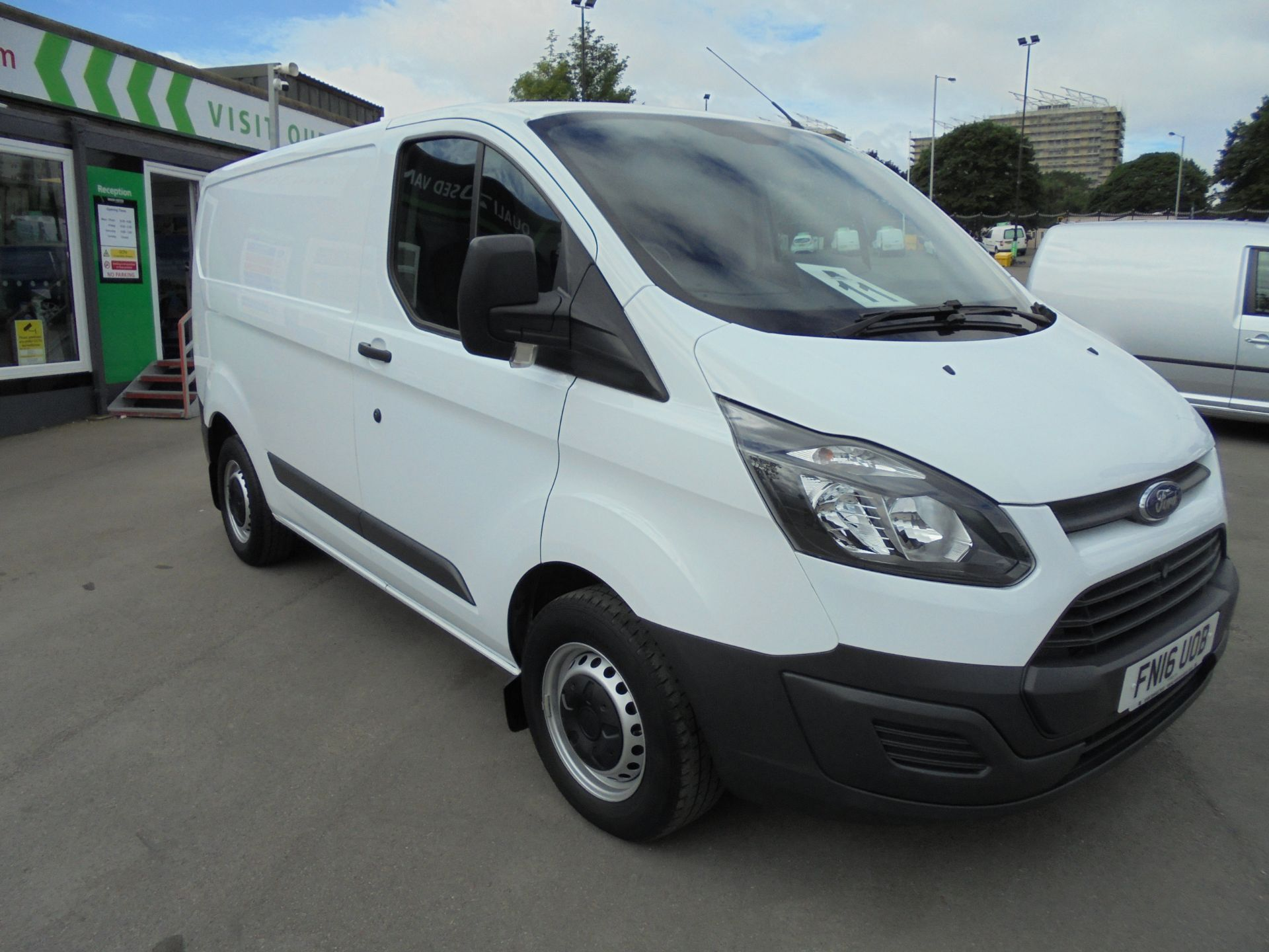 2016 Ford Transit Custom 2.2 Tdci 100Ps High Roof Van (FG16UOB)