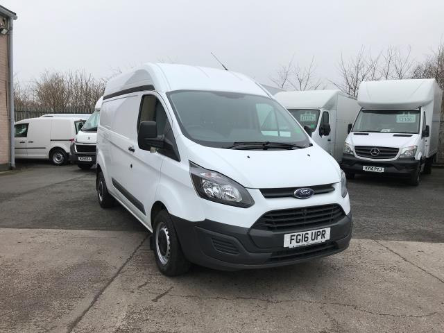 2016 Ford Transit Custom 290 L2 DIESEL FWD 2.2TDCI 100PS HIGH ROOF VAN EURO 5 (FG16UPR)