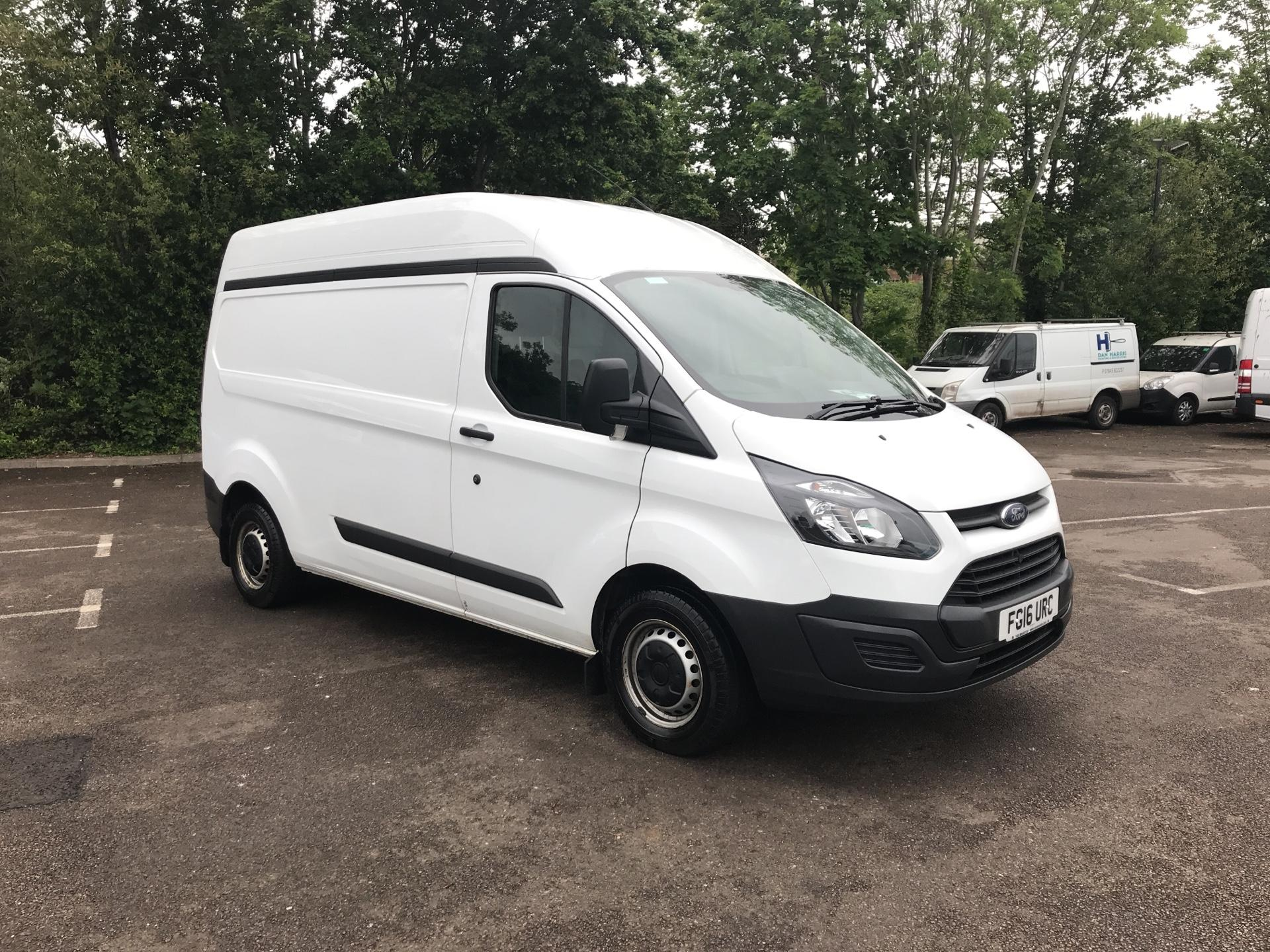 2016 Ford Transit Custom 2.2 Tdci 100Ps High Roof Van Euro 5 (FG16URC)